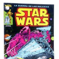 Cómics: STAR WARS. LA GUERRA DE LAS GALAXIAS 12. LOS SUEÑOS DE CODY SUNN-CHILDE (LOMBEGO / INFANTINO). OFRT. Lote 289203538