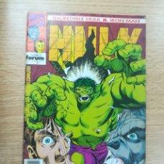 Cómics: HULK IRON MAN #4. Lote 179199987