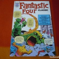 Cómics: CLASSIC FANTASTIC FOUR Nº 1 ( LEE KIRBY ) ¡BUEN ESTADO! FORUM MARVEL LOS 4 FANTASTICOS . Lote 179215486