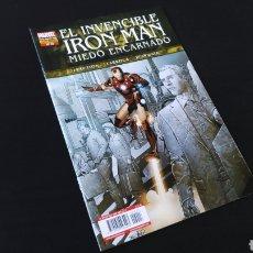 Cómics: DE KIOSCO EL INVENCIBLE IRON MAN 13. Lote 179220941