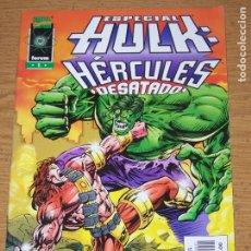 Cómics: ESPECIAL HULK HERCULES DESATADO. Lote 179231318