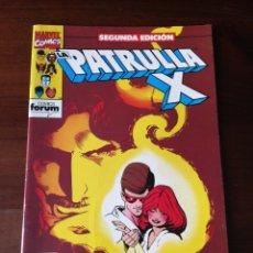 Cómics: PATRULLA X VOL1 N°27 SEGUNDA EDICIÓN ( FORUM). Lote 179232646