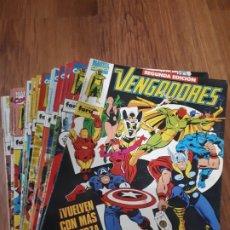 Cómics: LOTE VENGADORES 2A EDICION - 1 AL 14, 16 - FORUM. Lote 194664428