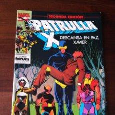 Cómics: PATRULLA X VOL1 N°22 SEGUNDA EDICIÓN ( FORUM). Lote 179233040