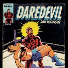 Cómics: DAREDEVIL N,1,COMIC FORUM AÑO 1983.....Y EL GRITO: ¡ PADRE¡. Lote 179241445