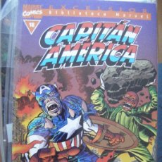 Cómics: BIBLIOTECA MARVEL: CAPITÁN AMÉRICA #18 (FORUM, 2000). Lote 179398043