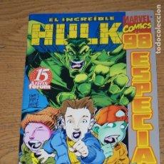 Cómics: EL INCREIBLE HULK ESPECIAL 98. Lote 179523582