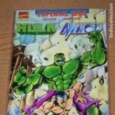 Cómics: HULK NAMOR ESPECIAL 1999. Lote 179524805