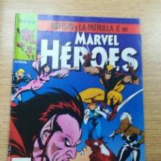 Cómics: MARVEL HEROES #29 - MEFISTO Y LA PATRULLA X. Lote 179535127