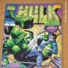 Cómics: FORUM HULK VOL V.4 Nº 1. Lote 179546481