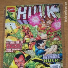Cómics: FORUM HULK VOL V.4 Nº 7. Lote 179546500