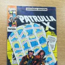 Cómics: PATRULLA X VOL 1 #4 SEGUNDA EDICION. Lote 179945765