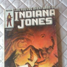 Cómics: INDIANA JONES VOL.1 RETAPADO CON Nº 11 AL 15. Lote 180011880