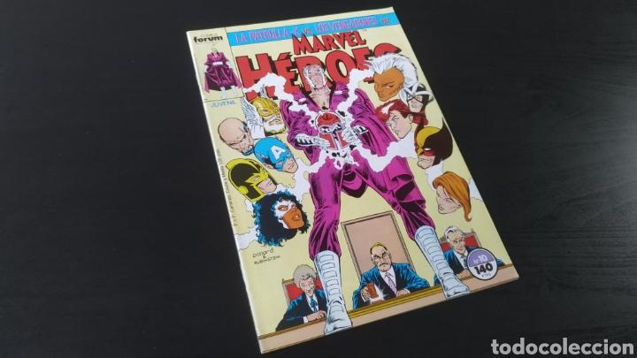 DE KIOSCO MARVEL HEROES 10 FORUM (Tebeos y Comics - Forum - Otros Forum)