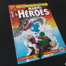 Cómics: DE KIOSCO MARVEL HEROES 9 FORUM. Lote 180074183