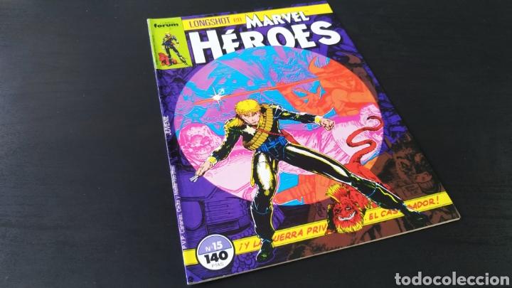 DE KIOSCO MARVEL HEROES 15 FORUM (Tebeos y Comics - Forum - Otros Forum)