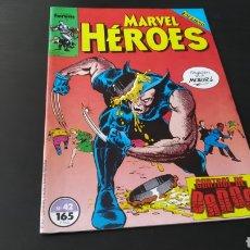 Cómics: DE KIOSCO MARVEL HEROES 42 FORUM. Lote 180090471