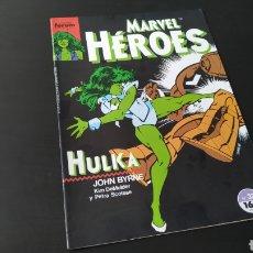 Cómics: CASI EXCELENTE ESTADO MARVEL HEROES 37 FORUM. Lote 180091190