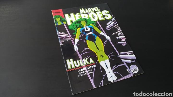 EXCELENTE ESTADO MARVEL HEROES 38 FORUM (Tebeos y Comics - Forum - Otros Forum)