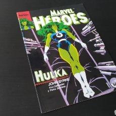 Cómics: EXCELENTE ESTADO MARVEL HEROES 38 FORUM. Lote 180091392