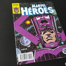 Cómics: DE KIOSCO MARVEL HEROES 35 FORUM. Lote 180092263