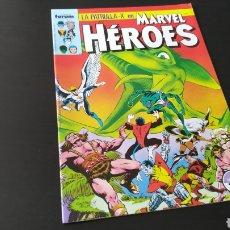 Cómics: DE KIOSCO MARVEL HEROES 33 FORUM. Lote 180092455
