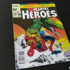 Cómics: EXCELENTE ESTADO MARVEL HEROES 31 FORUM. Lote 180092582