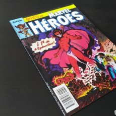 Cómics: EXCELENTE ESTADO MARVEL HEROES 27 FORUM. Lote 180093278