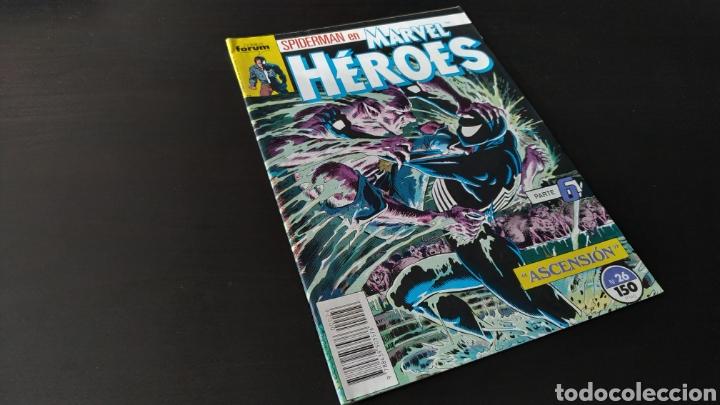 EXCELENTE ESTADO MARVEL HEROES 26 FORUM (Tebeos y Comics - Forum - Otros Forum)