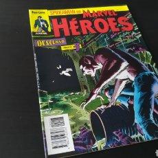Cómics: DE KIOSCO MARVEL HEROES 23 FORUM. Lote 180093696