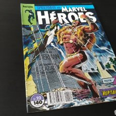 Cómics: DE KIOSCO MARVEL HEROES 22 FORUM. Lote 180093778
