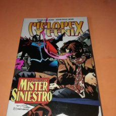 Cómics: CICLOPE Y FENIX. EL ORIGEN DE MISTER SINIESTRO. PRESTIGE .FORUM.. Lote 180096531