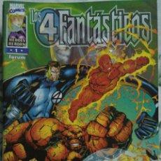 Cómics: HEROES REBORN, LOS 4 FANTÁSTICOS FORUM (COMPLETA). Lote 180104223
