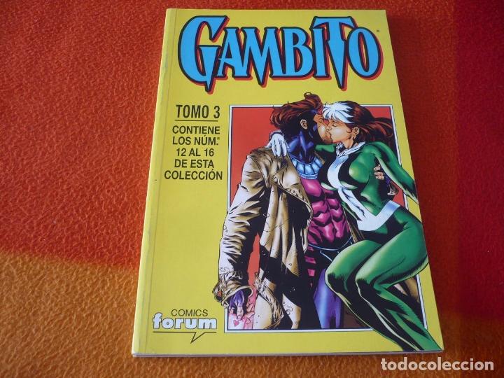 GAMBITO NºS 12 AL 16 RETAPADO ( NICIEZA ) ¡BUEN ESTADO! FORUM MARVEL (Tebeos y Comics - Forum - Otros Forum)