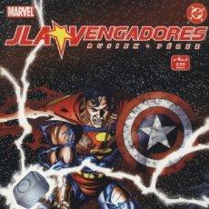 Cómics: JLA / VENGADORES Nº 4 (DE 4). -CROSSOVER MARVEL - DC-. Lote 180127923