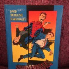 Cómics: SPIDERMAN: TRIUNFO Y TRAGEDIA. Lote 180128178