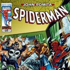 Cómics: JOHN ROMITA , SPIDERMAN Nº69. BUSCADO, AGOTADISIMO Y AL MEJOR PRECIO. Lote 180136821
