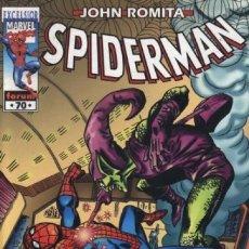 Cómics: JOHN ROMITA , SPIDERMAN Nº70. BUSCADO, AGOTADISIMO Y AL MEJOR PRECIO. Lote 180136916