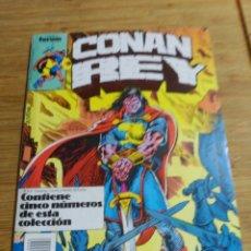 Cómics: CONAN REY RETAPADO NÚMEROS 51 AL 55 EXCELENTE ESTADO. Lote 180176865