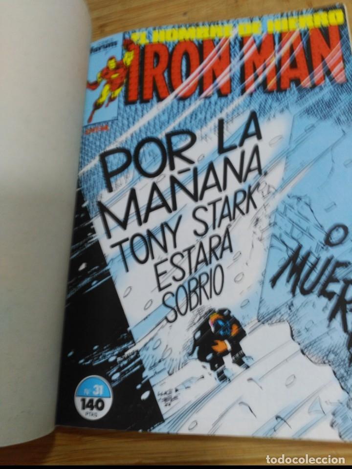 Cómics: Iron Man retapado con los Números 31 al 35 FORUM - Foto 3 - 180177511
