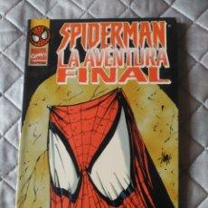 Cómics: SPIDERMAN LA AVENTURA FINAL. Lote 180179733