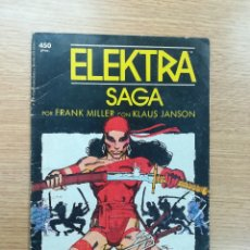 Cómics: ELEKTRA SAGA #1. Lote 180188136