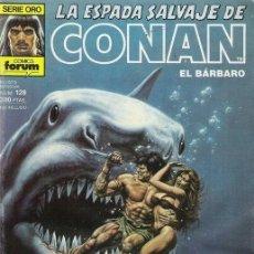 Cómics: LA ESPADA SALVAJE DE CONAN VOL. 1 1ª EDICION Nº 128 - FORUM. Lote 211429227
