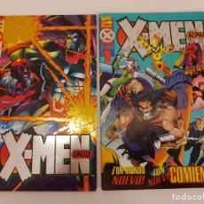Cómics: X-MEN ALPHA Y X-MEN OMEGA. Lote 180274217