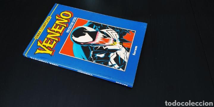 MUY BUEN ESTADO VENENO OBRA COMPLETA PROTECTOR LETAL FORUM (Tebeos y Comics - Forum - Retapados)