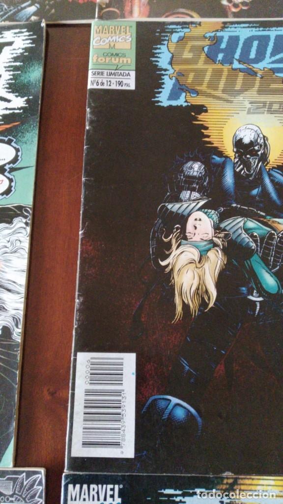 Cómics: Ghost Rider 2099 completa 1 2 3 4 5 6 7 8 9 10 11 12 - Foto 2 - 180336391