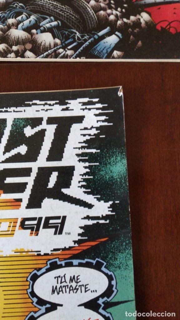 Cómics: Ghost Rider 2099 completa 1 2 3 4 5 6 7 8 9 10 11 12 - Foto 4 - 180336391