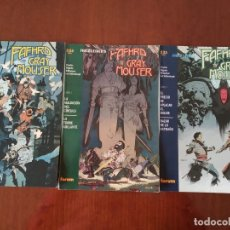 Cómics: FAFHRD AND GRAY MOUSER NºS 1 2 Y 3 - FALTA EL 4 PARA ESTAR COMPLETA. Lote 180336786