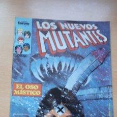 Cómics: LOS NUEVOS MUTANTES- Nº 18. Lote 180343140