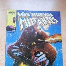 Cómics: LOS NUEVOS MUTANTES- Nº 19. Lote 180343232